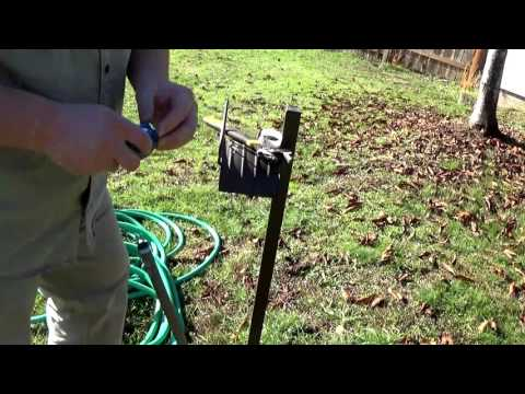 Fixing a Broken Exterior Faucet