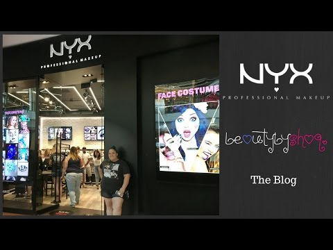 NYX Professional Makeup Store: Orlando