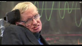 New Gravitational Wave Discovery (Stephen Hawking)