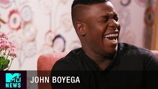 John Boyega On Losing Out On