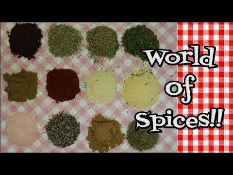 How to Make Za'atar ~  Seasoning Blend ~ Pita & Hummus Seasoning ~ Noreen's Kitchen