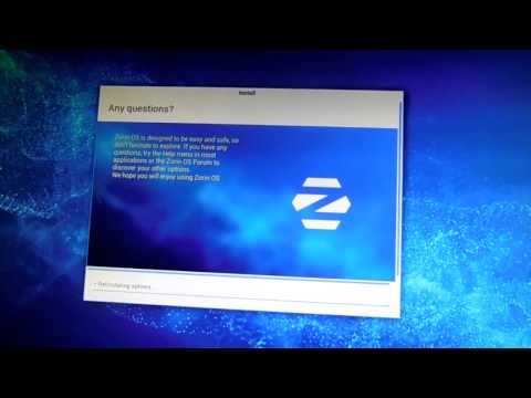 How to install any Linux Distro (Zorin OS 9) in windows without CD/DVD/USB ISO Boot WUBI Hack
