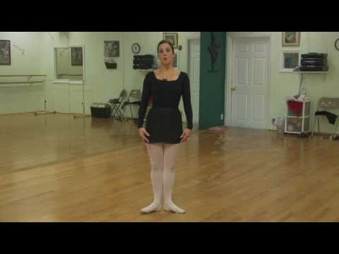 Ballet Lessons : Can People With Flat Feet Do Ballet?