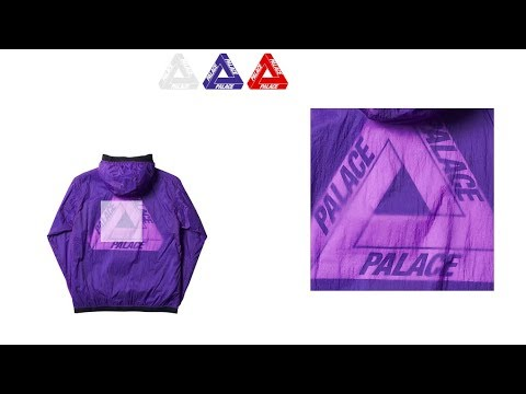 PALACE Skateboards Drop List & Prices SS18! 5 25 18