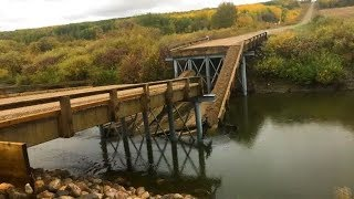 Bridge collapses 6 hours after opening