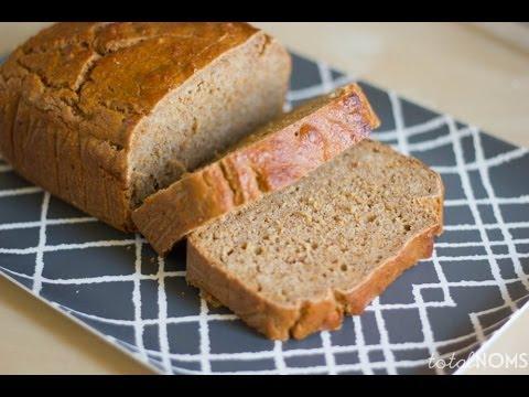 Pumpkin Honey Beer Bread Recipe | Total Noms