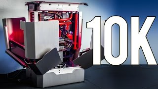 The DREAM $10,000 Ultimate Gaming PC for 2017!