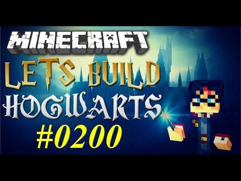 Let's Build Hogwarts - Minecraft #0200 - SPECIAL - [Survival Mode]   DaGiLP