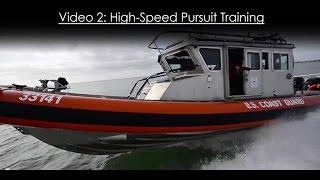 Nominee 2: Coast Guard High Speed Pursuit