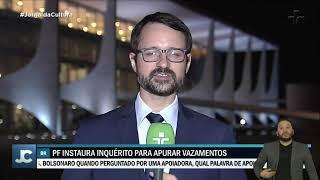 PF abriu inquérito para investigar o vazamento de dados pessoais do presidente Bolsonaro