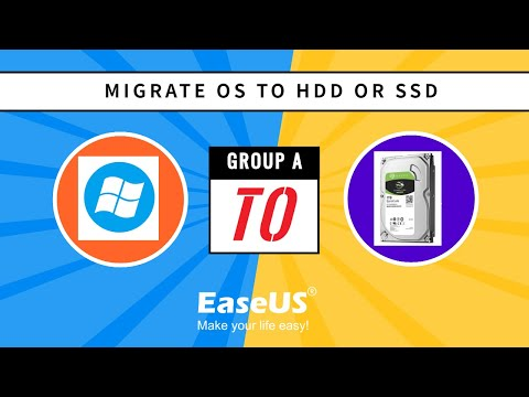 Transfer OS to HDD or SSD with EaseUS Partition Master