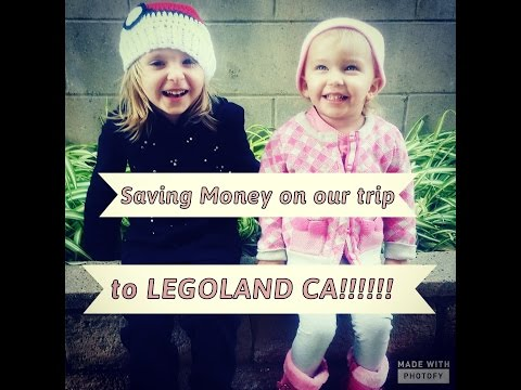HOW TO SAVE MONEY AT LEGOLAND | BUDGET TIPS