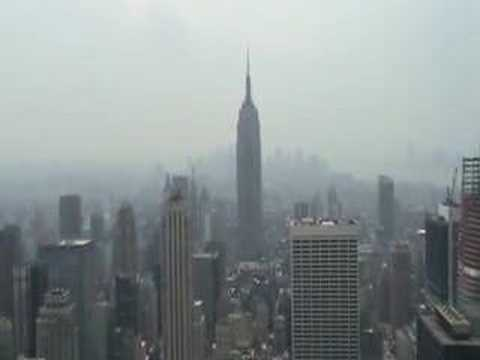 NYC Time Lapsed