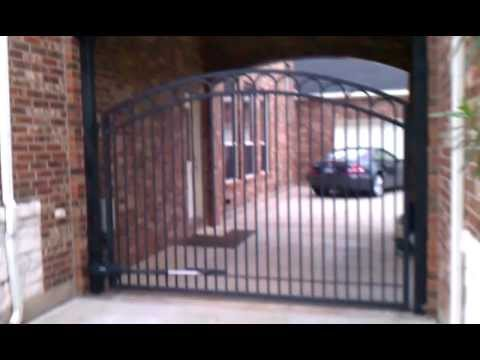 Fresno Fence Gates Openers in Houston by Jr.