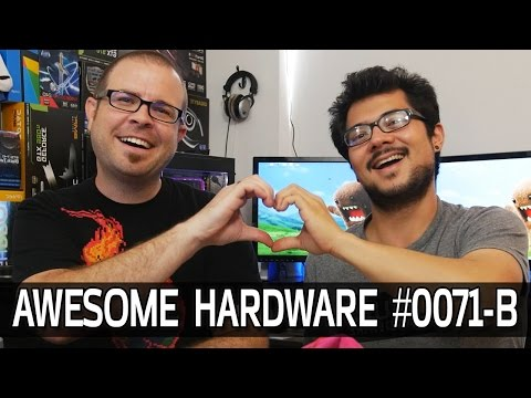 Awesome Hardware #0071-B: AMD GPU w/ 1TB vRAM, Verizon Buys Yahoo, Nintendo NX Handheld
