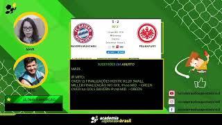 Acompanhamento Ao Vivo Bundesliga: Bayern Munich vs Eintracht Frankfurt