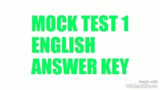 Rajasthan high court mock test 1 english answer key