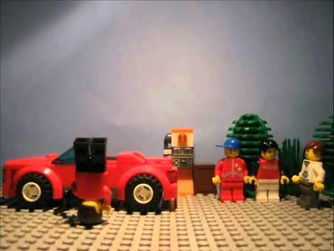 Krótka animacja lego