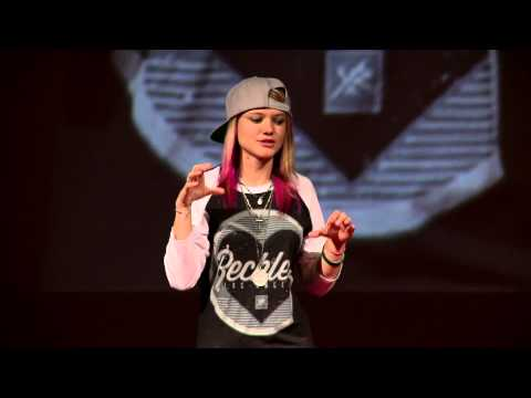 Motocrossing against all odds: Ashley Fiolek at TEDxAthens 2012
