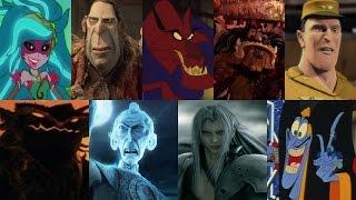 Defeats of My Favorite Animated Non-Disney Movie Villains Part 4