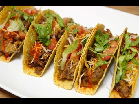 Crispy Beef Tacos - Cooked by Julie episode 260