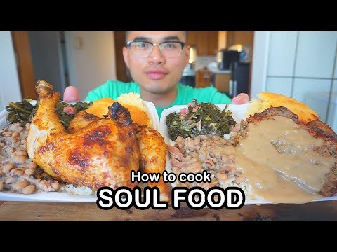 How to cook SOUL FOOD