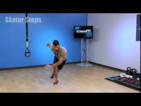 13 Ways to do Skater Jumps Cardio Exercise
