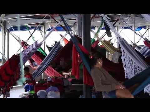 Amazon Boat Ride - Tabatinga to Manaus