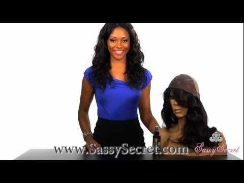 Sassy Secret: Stop Lace Wig Shedding