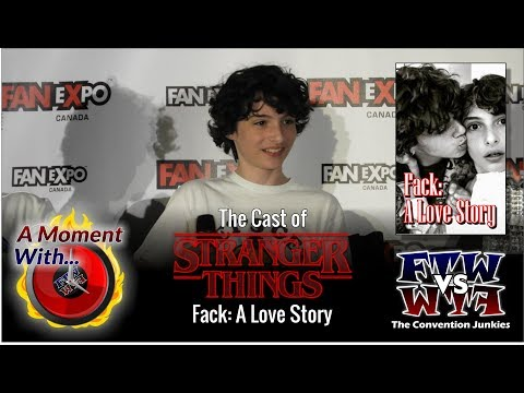 Xxx Mp4 A Moment With Finn Wolfhard Of Stranger Things Season 2 Fack A Love Story 3gp Sex