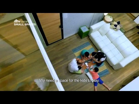 Green Home | Small Spaces | HGTV Asia