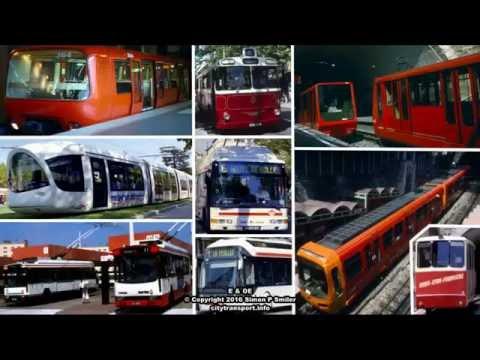 Lyon, France, Multi Modal Transport Paradise Which Dislikes Transport Enthusiasts!