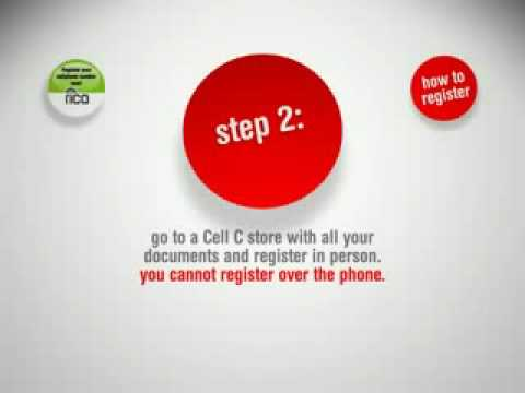 RICA is easy with Cell C