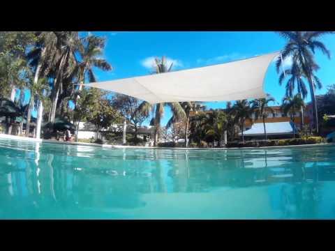 Monday Splash - SJ4000 HD (water/ video test)