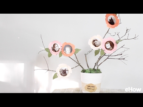 How To Make A 3D Family Tree
