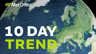 Download 10 Day trend – Any spring-like sunshine on the way? 20/03/19 Video
