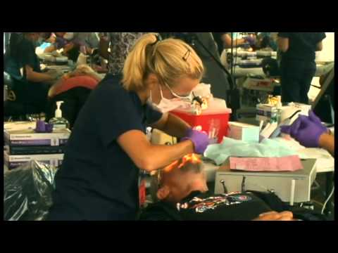 Virginia Dental Association Foundation Stages 14th Annual Free Dental Clinic in Wise County