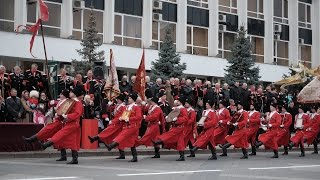 Парад Кубанского казачьего войска — 2017