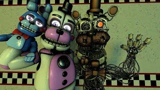 Molten Freddy Test