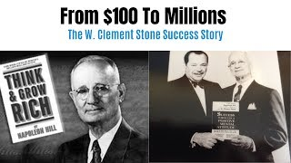 Think and Grow Rich Definiteness of Purpose - W Clement Stone Interview