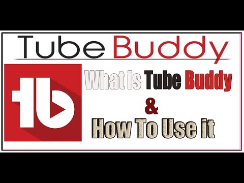 What is TubeBuddy ?    How to Use TubeBuddy    in Urdu