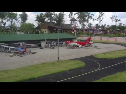 Legoland Malaysia - Miniland Kuala Lumpur International Airport