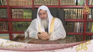 القول في المتزوج الذي يفعل العاده .الشيخ مصطفى العدوي
