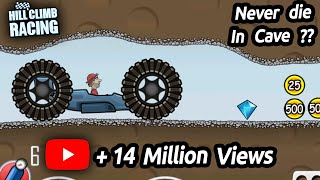 Hill Climb Racing - Never Die In Cave - The Garage Update