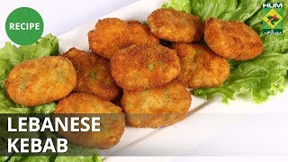 Lebanese Kabab | Lazzat | Masala TV | Samina Jalil