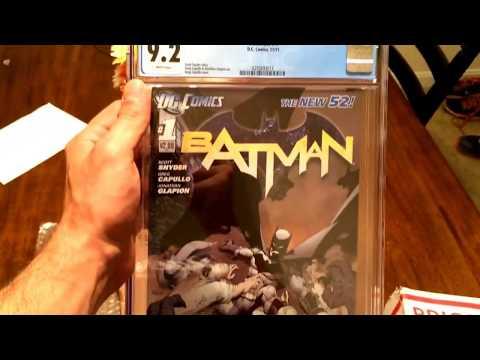 Beware!!! Buying CGC comics on ebay!