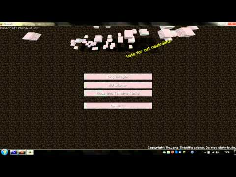How to change textures in Minecraft