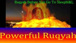 Most POWERFUL RUQYAH TO BURN JINNS ( CONTAIN ALL VERSE OF FIRE FROM