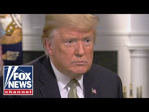 President Trump goes one-on-one with Laura Ingraham