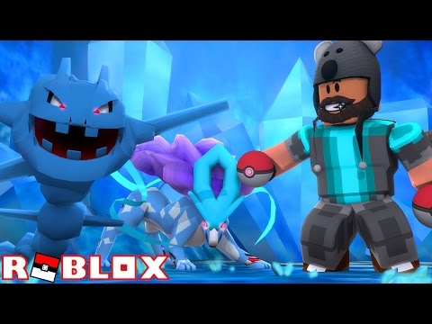 CRYSTAL STEELIX + SUICUNE!!!!!! | Pokémon Brick Bronze [#58] | ROBLOX